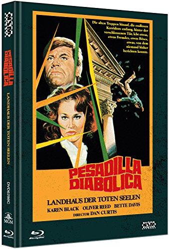 Landhaus der toten Seelen [Blu-Ray+DVD] auf 222 limitiertes Mediabook Cover C