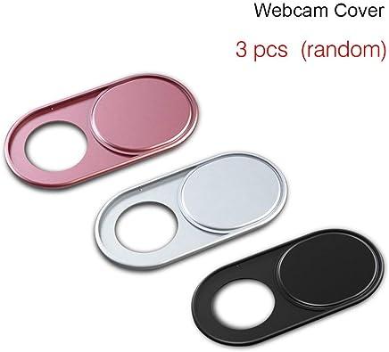 PGIGE S1 Copertura Webcam in plastica Ultra-Sottile Privacy Protector Fotocamera otturatore Copertura Adesivo per Smartphone Tablet Laptop Desktop - Casuale - Trova i prezzi più bassi