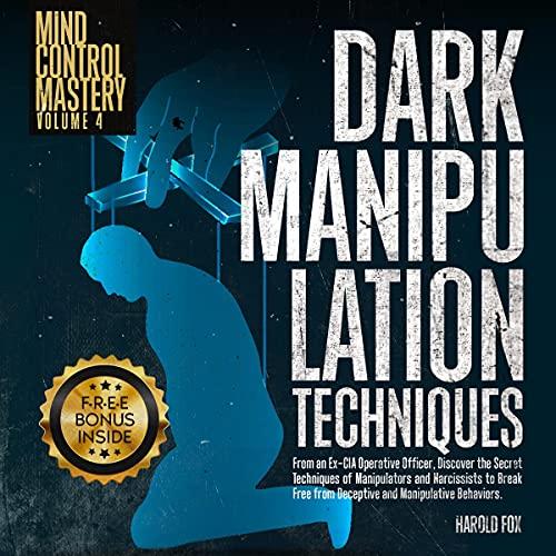 Dark Manipulation Techniques cover art