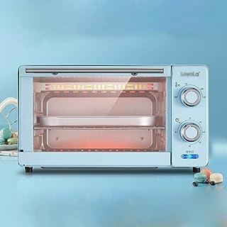 Multifunción Horno Eléctrico, Máquina De Hornear Hogar Pequeño, Adecuado For La Carne De Pizza Tarta De Huevo Asar 11L 1000W / A / 360×265×205mm