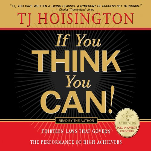 If You Think You Can! audiobook cover art