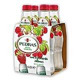 Agua Mineral con Gas sabor Frutos Rojos pack 4x25cl