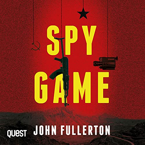 Spy Game cover art