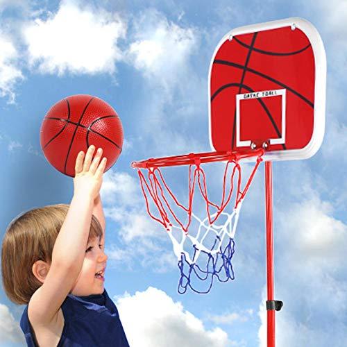 DAUERHAFT Tablero de Baloncesto Mini Sistema de Baloncesto Buen Regalo para niños