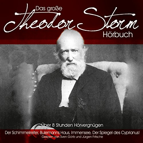 Das große Theodor-Storm-Hörbuch Titelbild