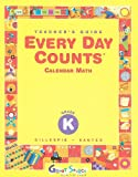 Great Source Every Day Counts: Teacher's Guide Grade K