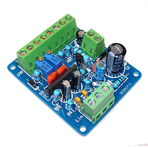 SODIAL DC 12V VU Meter Driver Board DB Audio Amplificador de Potencia Level Meter Drive Module