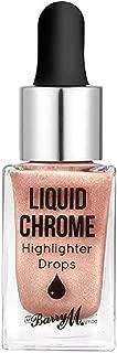 Barry M Liquid Chrome Highlighter Drops, At First Light