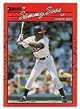 Sammy Sosa RC - Chicago White Sox (Baseball Card) 1990 Donruss # 489 Mint