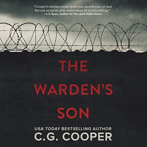 The Warden's Son cover art