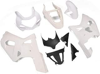 New ABS Body Work Fairing Kit 9Pcs For Suzuki GSXR 600 GSXR750 2001 2002 2003 Unpainted Motorcycle Pre-Drilled Injection Bodywork