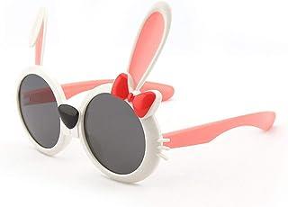 Pteng - rayos ultravioleta para niños y niñas de 3 a 12 años, gafas de sol polarizadas de estilo deportivo, protección 100% UV 400