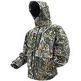 FROGG TOGGS Men's Pilot II Guide Waterproof Breathable Camo Rain Jacket, X-Large (PFW63161)