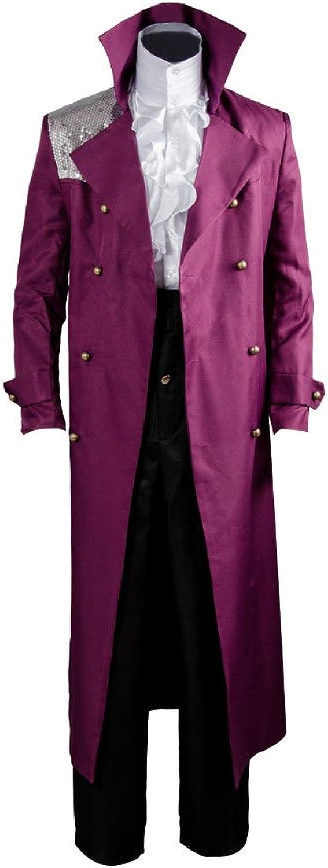 MingoTor Prinz Coat Cosplay Kostüm Maßanfertigung B07K24TG61 Große Klassifizierung  | Beliebte Empfehlung