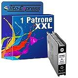 PlatinumSeries 1x Cartuccia d'inchiostro XXL Nero compatibile per Epson TE7551 WorkForce Pro WF-8000 WF-8090 WF-8010DW WF-8090DW WF-8090D3TWC WF-8090DTW WF-8090DTWC