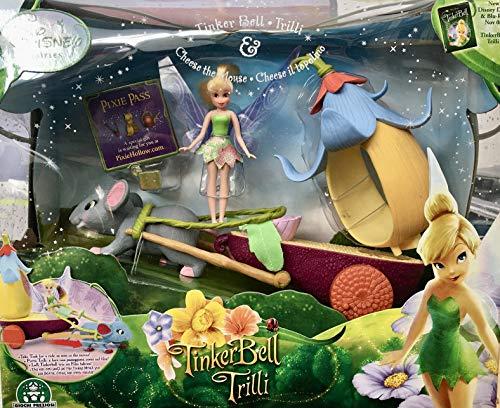 Giochi Preziosi Tinker Bell TRILLI Carrozza Pixie Pass