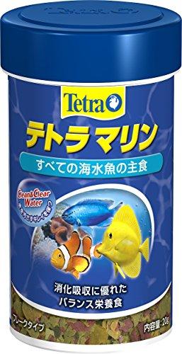 テトラ (Tetra) マリン フレーク 20g
