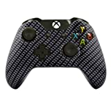 xbox one carbon fiber shell - ModFreakz® Shell Kit Hydro Dipped Black Carbon Fiber For Xbox One Model 1537 Controllers