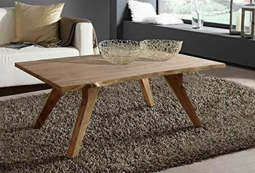 Couchtisch Live Edge 6725-I, Forest, Wolf Möbel, Stubentisch, Holztisch,120x80cm
