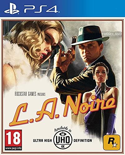 L.A. Noire - [AT-PEGI] - PlayStation 4 [Importación alemana]