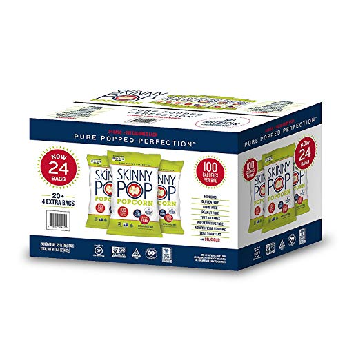 Amazing Deal Skinny Pop 100 Calorie: 20 Count