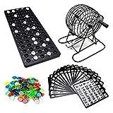 75 Balls-Lottery Machine Draw Machine Party Bingo Game Lucky Balls Game Loteria/Loterie Juego De Bingo