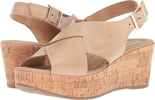 Cordani Cleary Natural Leather 38 (US Women's 7.5-8) B (M)