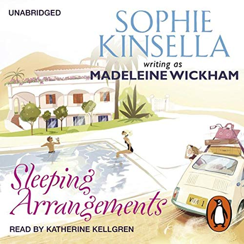 Sleeping Arrangements                   By:                                                                                                                                 Madeleine Wickham                               Narrated by:                                                                                                                                 Katherine Kellgren                      Length: 8 hrs and 39 mins     50 ratings     Overall 3.6