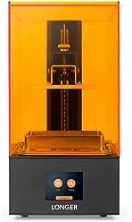 /Éclairage LED Parall/èle 120 x 68 x 170 mm Grande Taille dimpression avec 250g de r/ésine et Un Film FEP LONGER Orange 30 Imprimante 3D LCD en R/ésine avec 2K R/ésolution