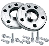 Simoni Racing DR090/B15 Wheel Spacers mit Bolts für Original Rims, 20 mm