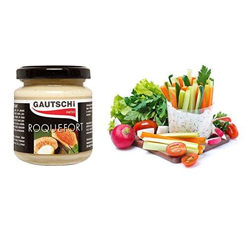 Salsa Roquefort Gautschi Tarro 115 G
