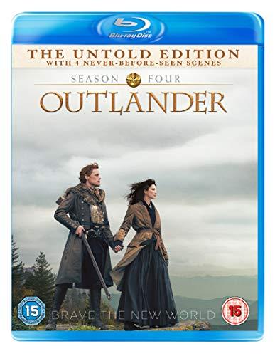 Outlander (2014) - Season 04 [Blu-ray] [UK Import]