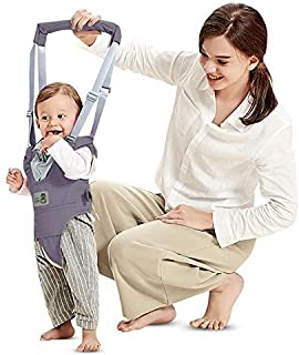 Toddler Walking Assistant Handheld Stand Up and Walking Learning Leashes Safety Helper for 8-24 Months Baby Adjustable Baby Walker Pulling and Lifting Use Yierya Baby Harness