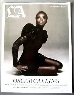 Viola Davis Cover on Los Angeles Times Magazine February 5, 2012
