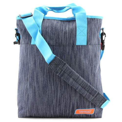 Target Kids 'Schoudertas Melange Titan Rugzak, 12 l, blauw, One size
