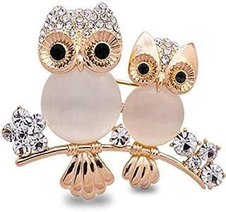 classic owl pin