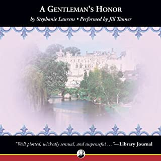 A Gentleman's Honor audiobook cover art