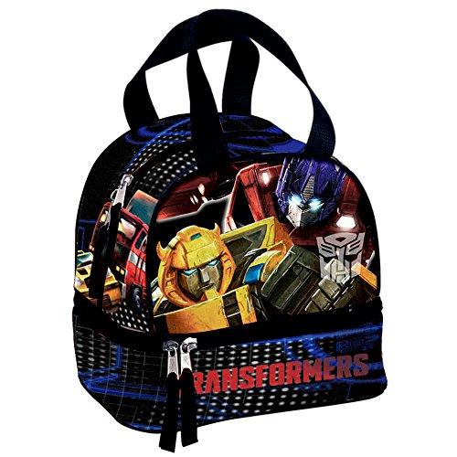 Transformers 54527 Sac à déjeuner d'école Power