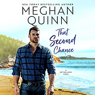 That Second Chance     Getting Lucky, Book 1              By:                                                                                                                                 Meghan Quinn                               Narrated by:                                                                                                                                 William LeRoy,                                                                                        Reese Covington                      Length: 10 hrs and 32 mins     3 ratings     Overall 4.0