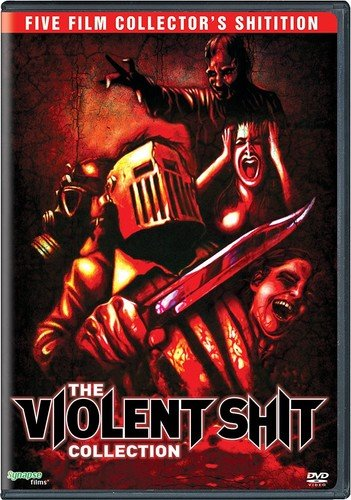 VIOLENT SHIT COLLECTION - VIOLENT SHIT COLLECTION (3 DVD)