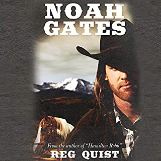 Noah Gates audiobook cover art