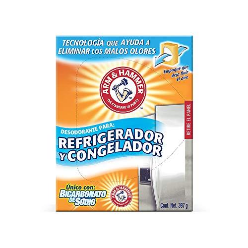 Arm & Hammer Desodorante para Refrigerador y Congelador, 397 gr