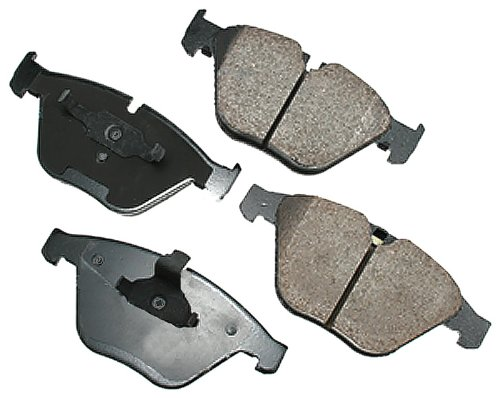 Akebono EUR918 Brake Pad Kit