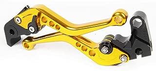 Motorcycle Accessories Brake Levers For Honda VFR 1200/F 2010-2013 2014 2015 2016 2017 Aluminum alloy CNC 10 Colors (Black)