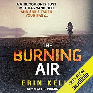 Couverture de The Burning Air
