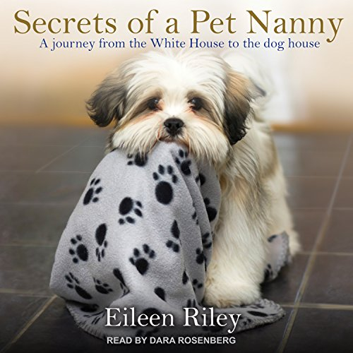 Secrets of a Pet Nanny audiobook cover art