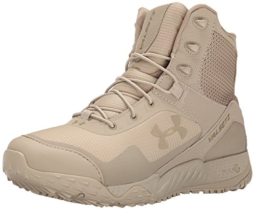Under Armour Men's Valsetz RTS Military and Tactical Boot, Desert Sand (290)/Desert Sand, 11