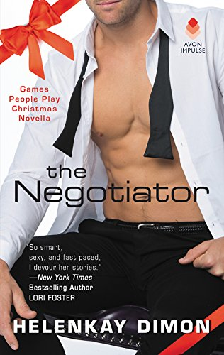 Negotiator, The: A Games People Play Christmas Novella (Avon Impulse: Games People Play)