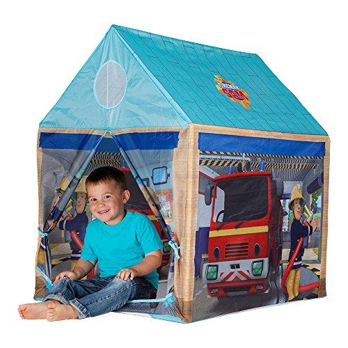 John- Caserne ou Station des Pompiers Fireman Sam Tente de Jeu pour Enfants, 78203