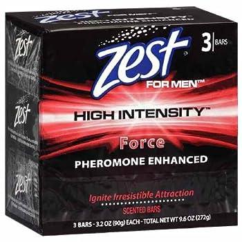 zest pheromone soap
